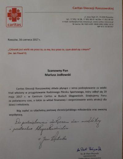 caritas_diecezji_rzeszowskiej_podziekowanie