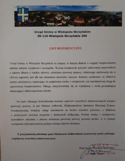 urzad_gminy_w_wielopolu_skrzynskim_list_referencyjny