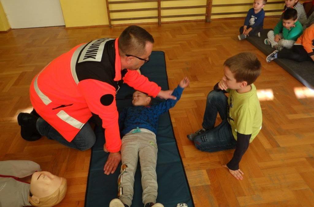 Warsztaty z pierwszej pomocy przedmedycznej (Skrzyszów)