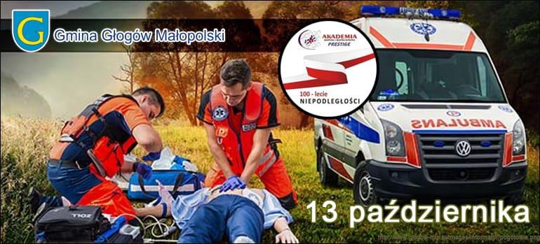 13 października – Dniem Ratownictwa Medycznego