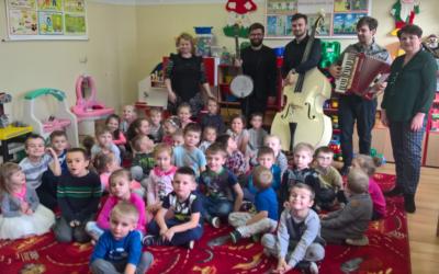 Publiczne Przedszkole w Skrzyszowie – Podziękowanie!