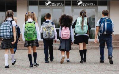 Rok szkolny się zaczyna…